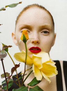 Conociendo a Tim Walker a través de Lily Cole y Nick Knight | itfashion.com
