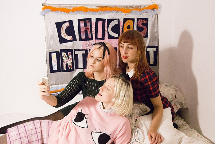 Chicas Internet llegan a Barcelona | itfashion.com