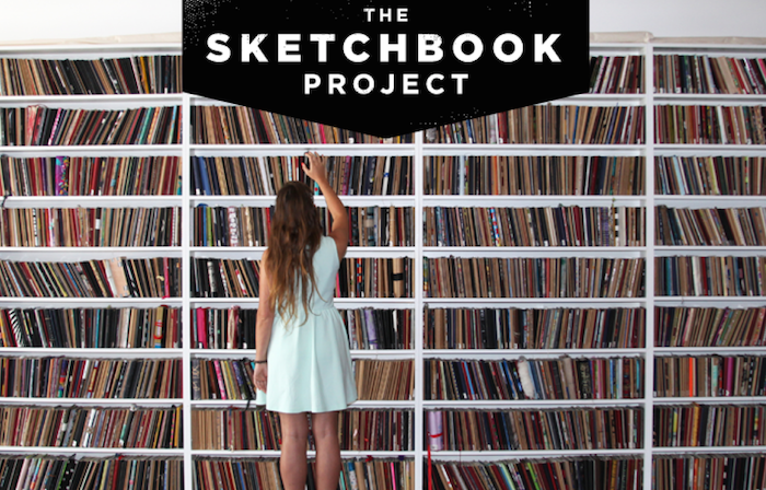 Compartiendo inspiración con The Sketchbook Project | itfashion.com