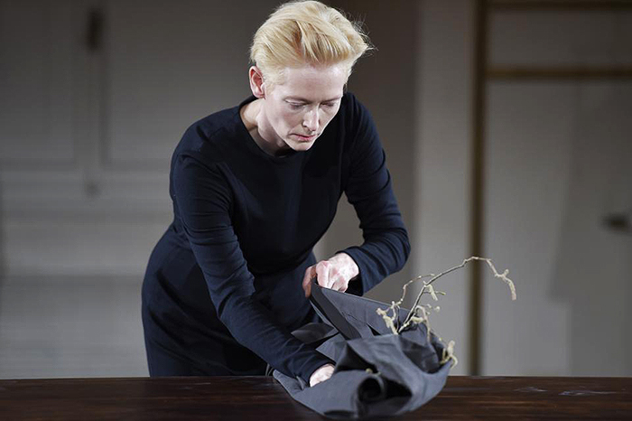 Tilda Swinton | Cloackroom