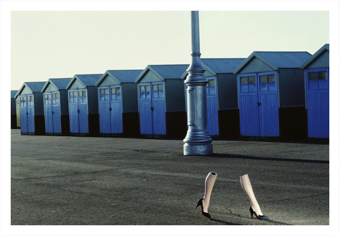 Las piernas de Guy Bourdin y Eva Stenram | itfashion.com