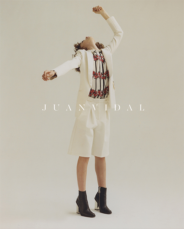 'A girl named Alex' de Juan Vidal | itfashion.com