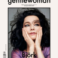 Björk llena de color la portada de The Gentlewoman | itfashion.com