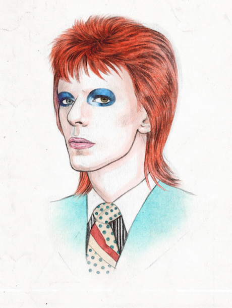 David Bowie | itfashion.com
