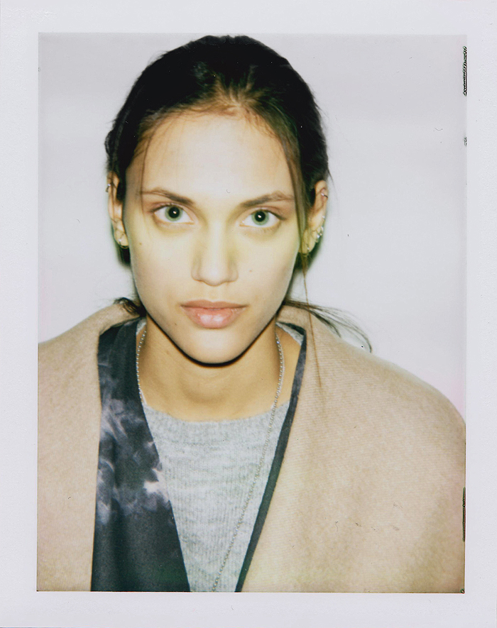 Polaroid Girls | itfashion.com
