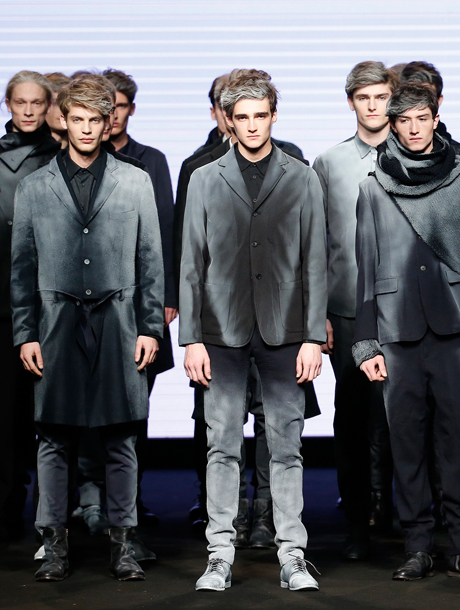 El hombre invisible de Josep Abril | itfashion.com