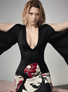 Léa Seydoux protagoniza el nuevo número de AnOther | itfashion.com