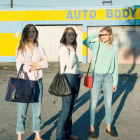 Las hijas de Meryl Streep en la última campaña de &Other Stories | itfashion.com