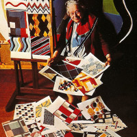 Pattern Power: Sonia Delaunay en la Tate Modern | itfashion.com