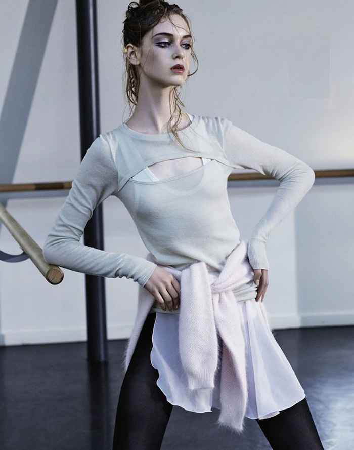 Do you play Ballet? | itfashion.com