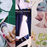 "La exposición colectiva ""Behind The Show Illustrated"" 