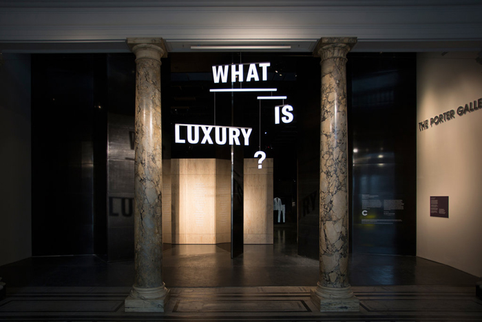 What is luxury exhibition | itfashion.com