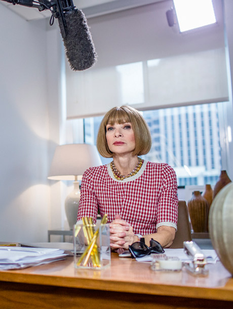 Anna Wintour Comedy Icon | itfashion.com
