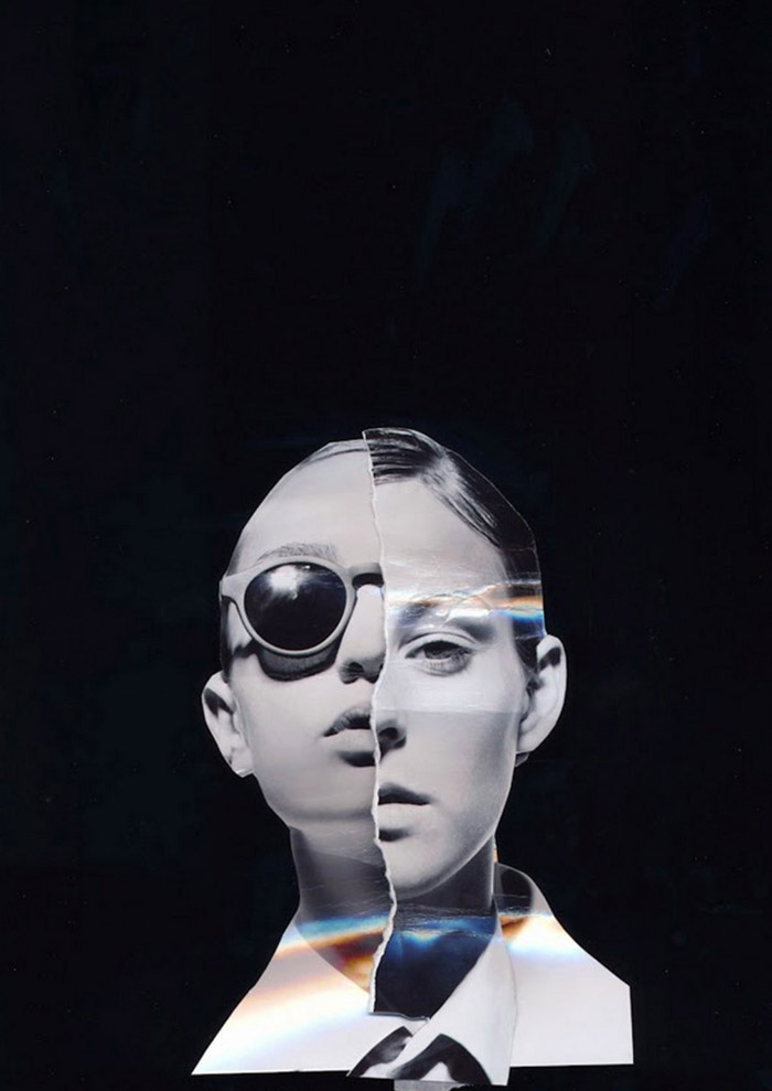 Los collages de Ismael Moumin | itfashion.com