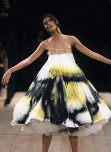 Alexander McQueen video 1999