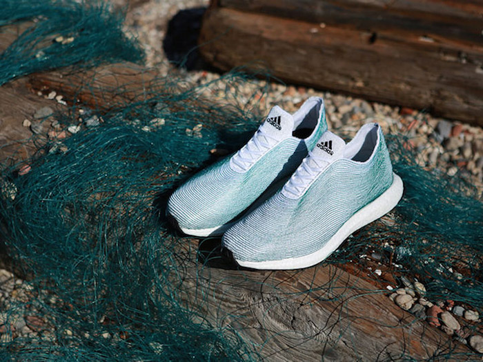 Adidas & Parley for the Oceans