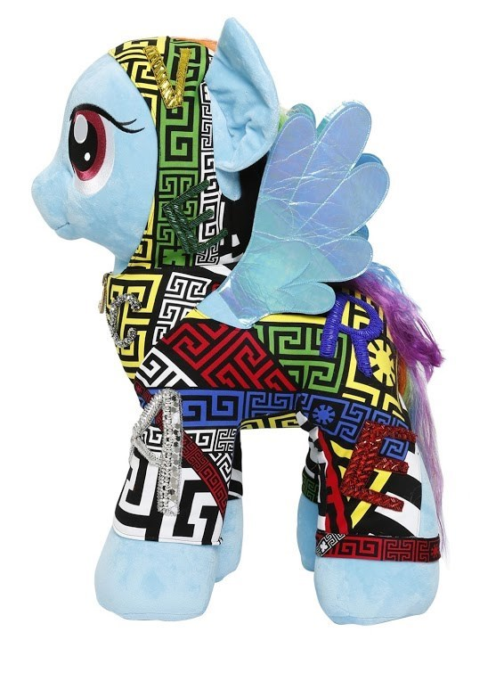 versace my little pony