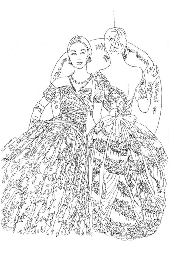 vogue_colouring_book