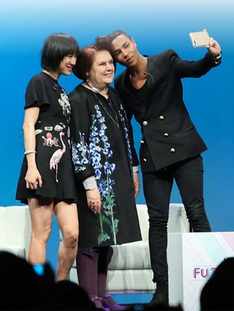 suzy_menkes_olivier_rousteing_cover