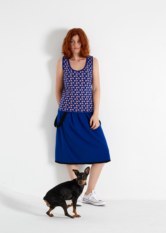 ROYAL_CABALLITO_Chorus_tank_Twilight_skirt_blue_1
