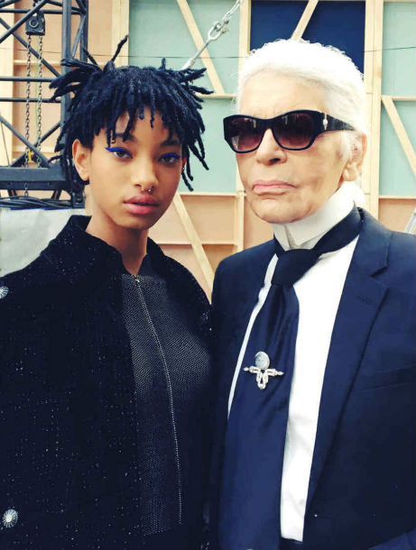 Willow karl lagerfeld