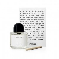 Byredo Unnamed, Letters, Pencil_opt (1)