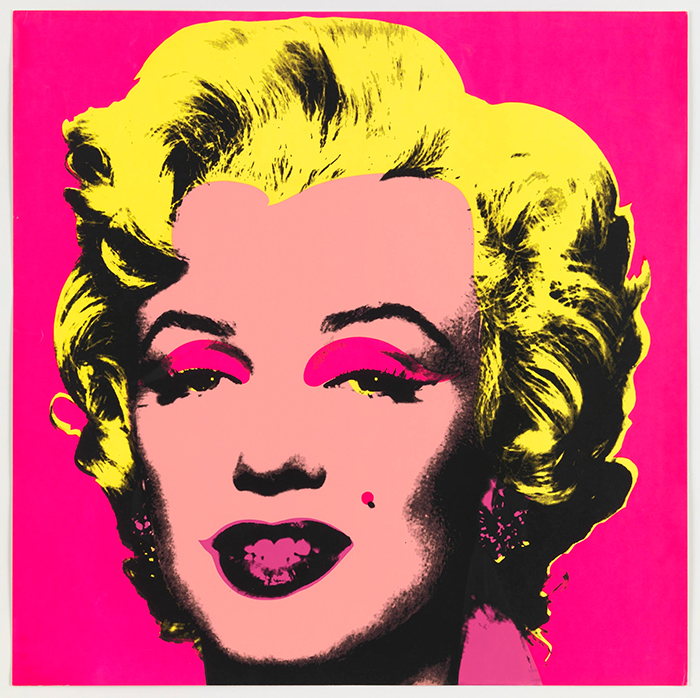 Andy Warhol, Untitled from Marilyn Monroe, 1967.