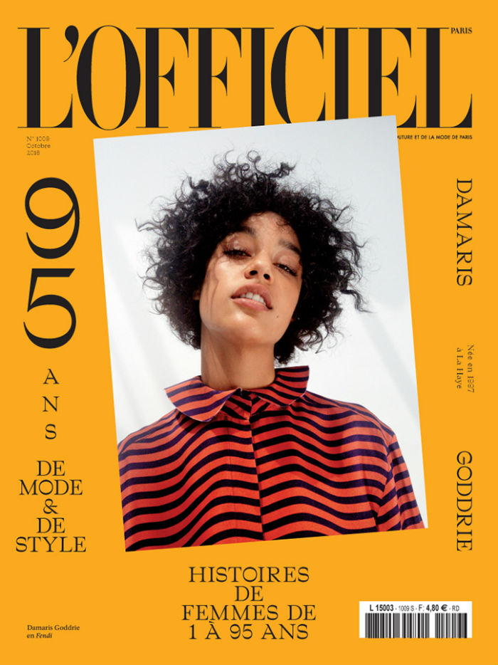 Damaris Goddrie L'Officiel