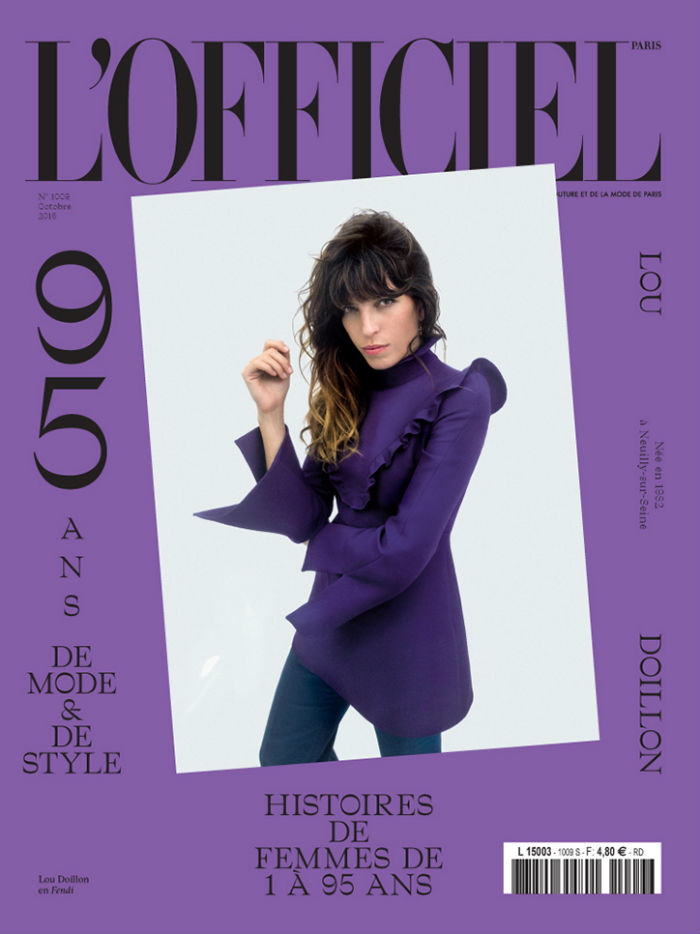 Lou Doillon L'Officiel