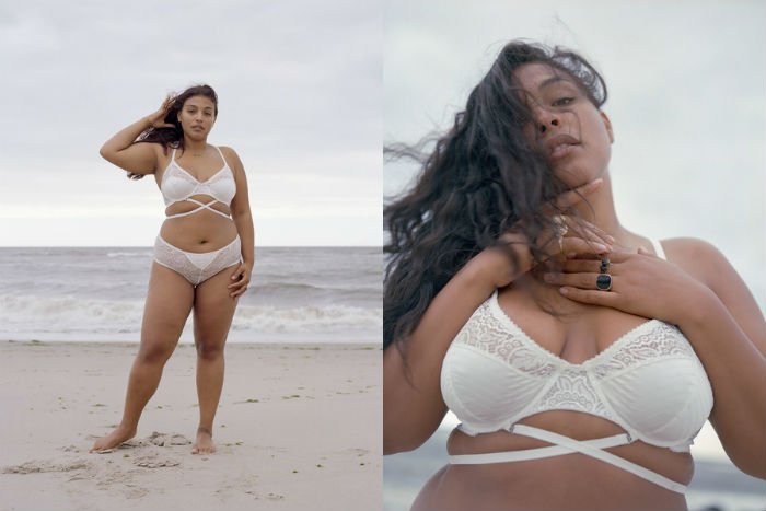 Mujeres influyentes sin photoshop por Lonely_Paloma Elsesser