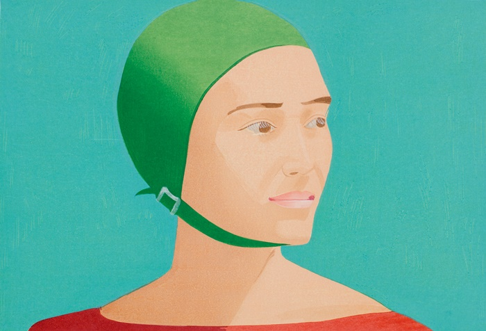 H&M Alex Katz - The Green Cap, 1985.