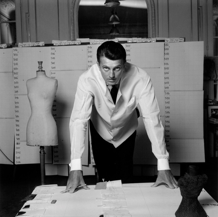 Hubert de Givenchy To Audrey with Loveis (1)