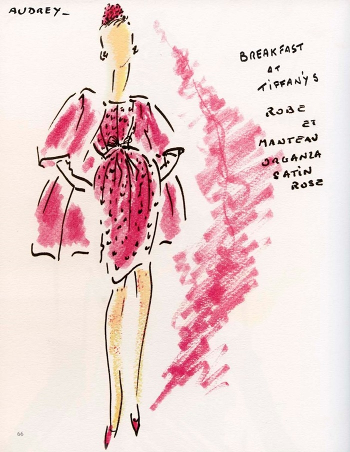 Hubert de Givenchy To Audrey with Loveis (10)
