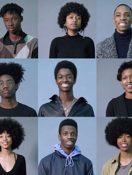 Gucci auditions Instagram cover