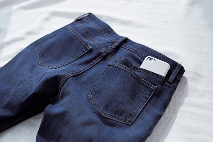 MUJI Denim_smartphone pocket_ (4)