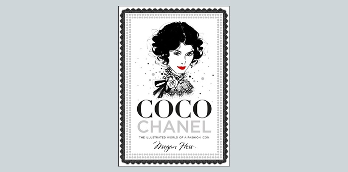 05_Coco Chanel The Illustrated World of a Fashion Icon
