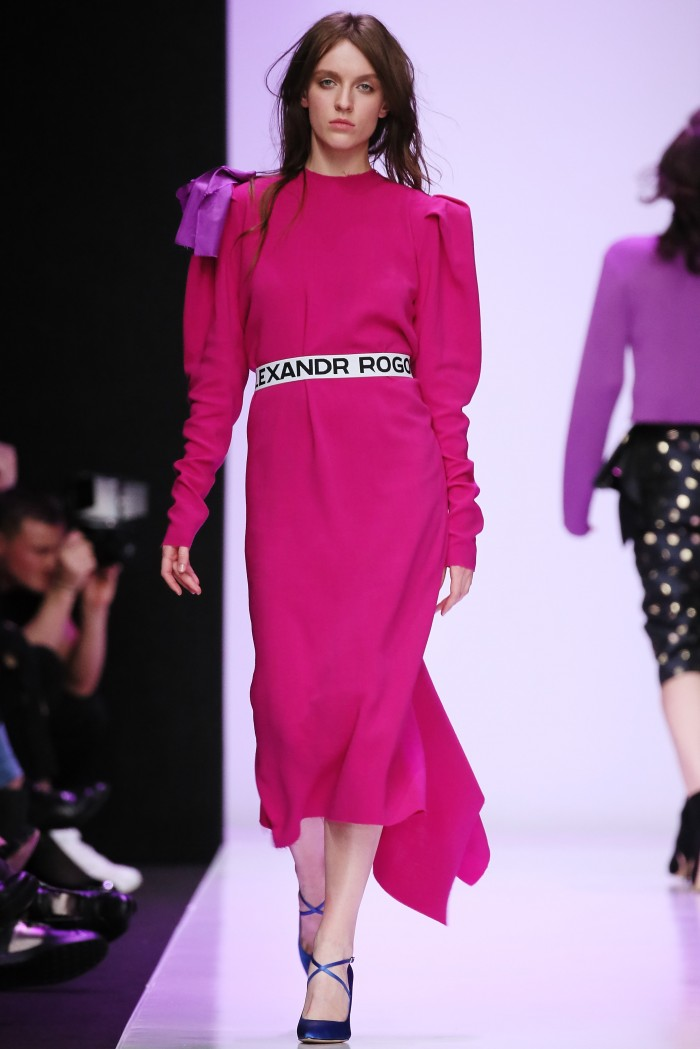 34th Season of Mercedes-Benz Fashion Week Russia Day 1