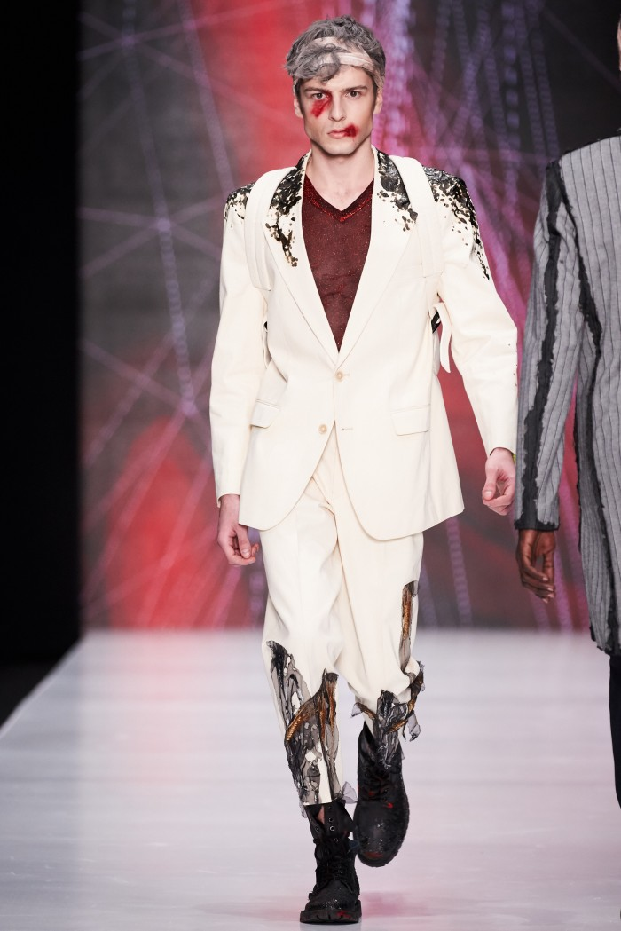 34th Season of Mercedes-Benz Fashion Week Russia Day 5