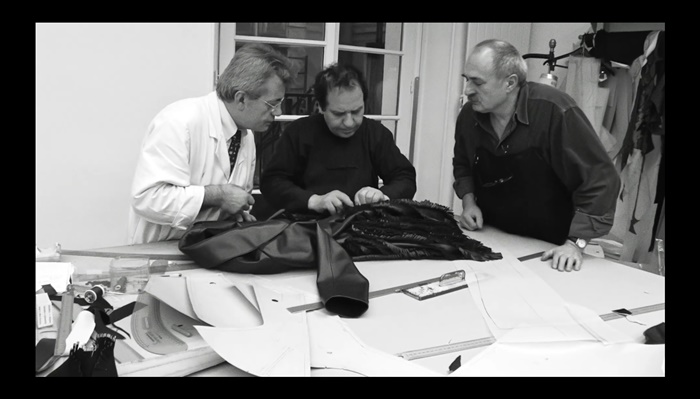 Azzedine Alaïa documental 1