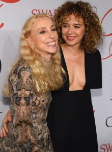 Franca Sozzani CFDA Fashion Awards 2015