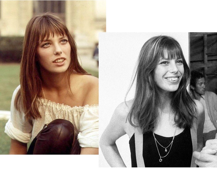 Jane Birkin, influencia total