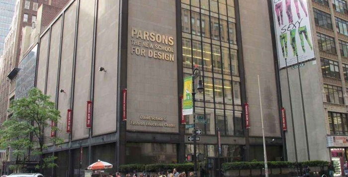Parsons, the New School of Design, Nueva York