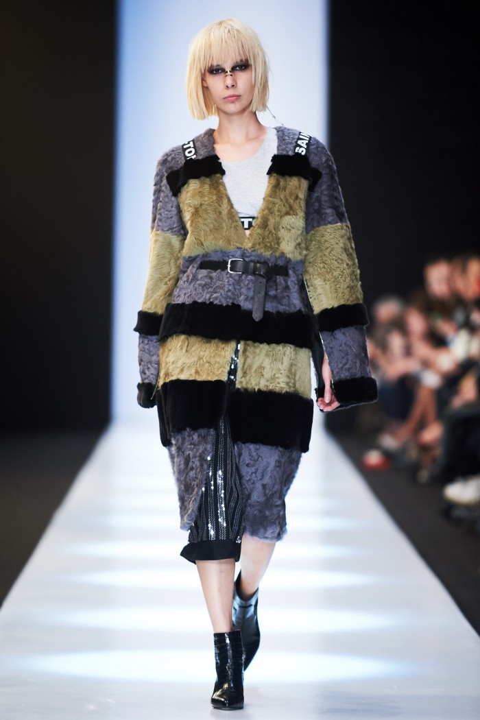 34th Season of Mercedes-Benz Fashion Week Russia Day 4