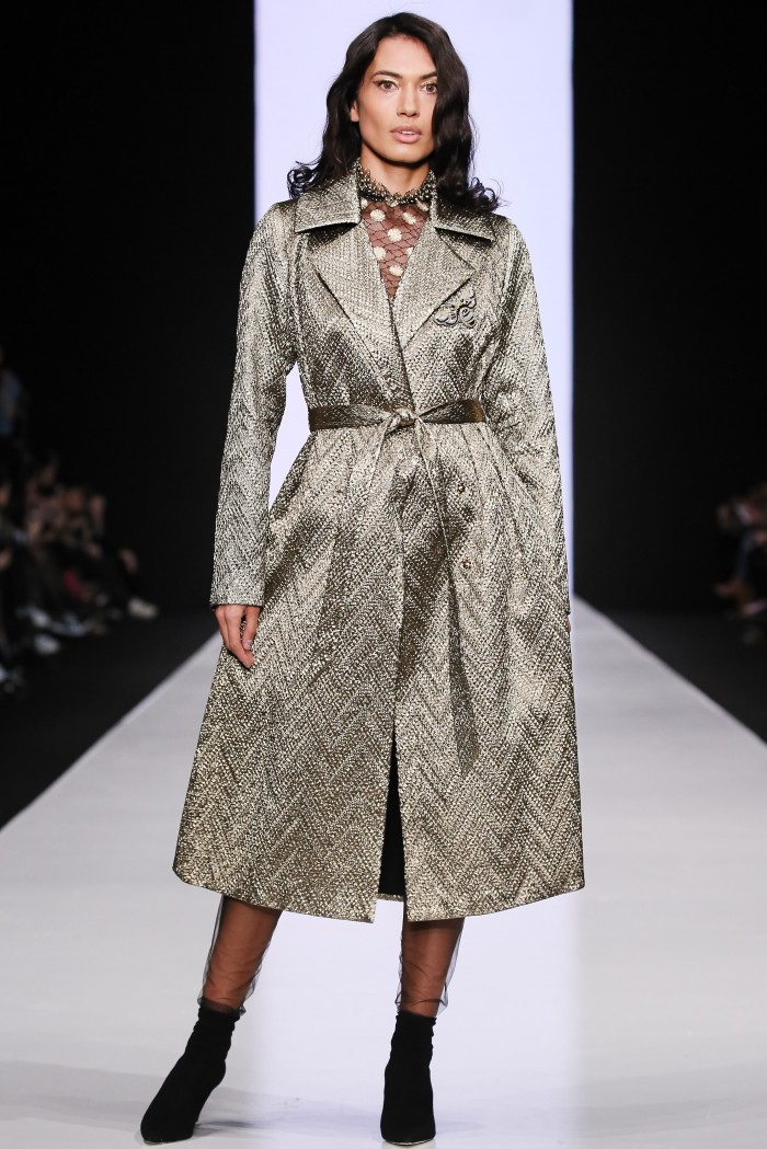 34th Season of Mercedes-Benz Fashion Week Russia Day 3