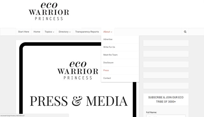 eco warrior princess 1