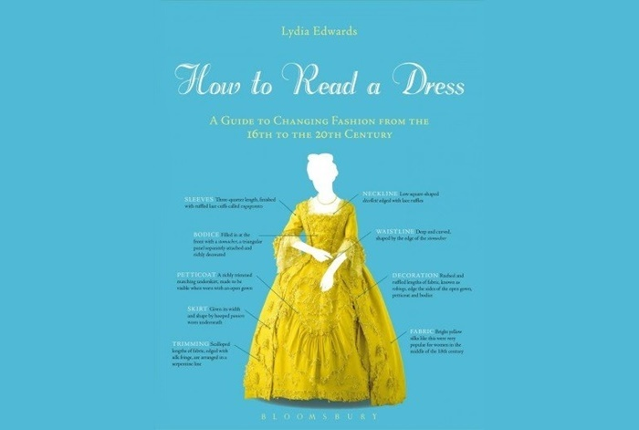 how to read a dress Lydia edwards