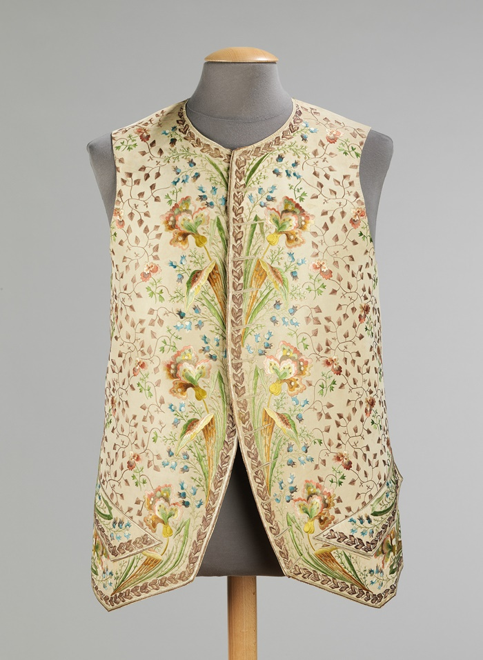 1780. French. Silk, metmuseum