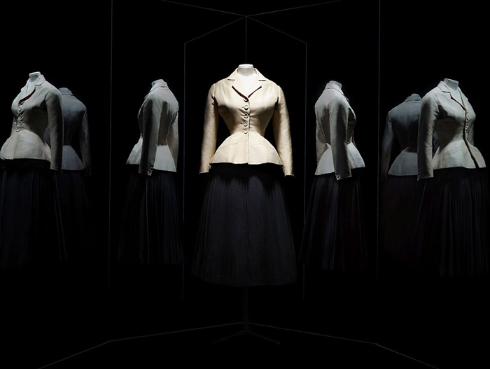 New Look de Christian Dior 1947