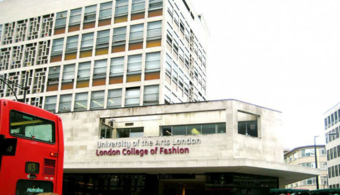London College of Fashion, Londres