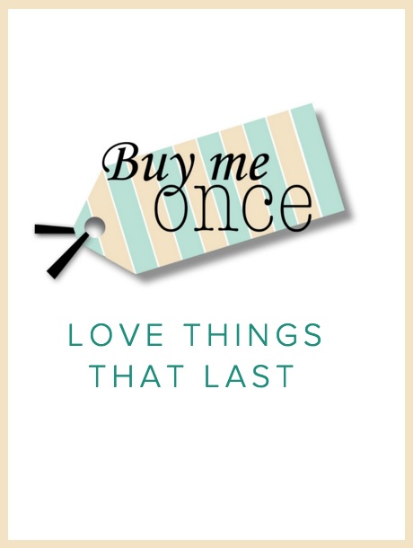buy me once_cover